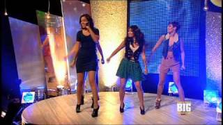 The Saturdays - Higher (Live performance on Jamie and Anna