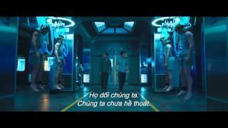 GIẢI MÃ MÊ CUNG - MAZE RUNNER: THỬ NGHIỆM ĐẤT CHÁY - Trailer 1