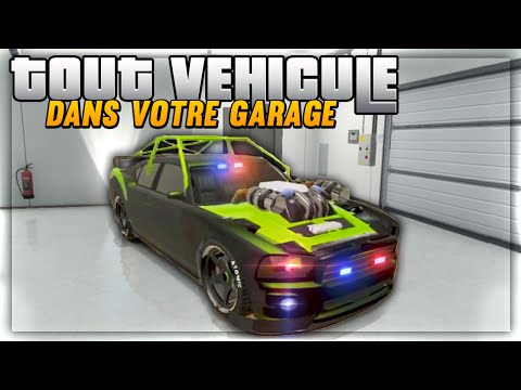Glitch avoir toutes les voitures gratuitement sur gta for Voiture garage gta 5 mode histoire