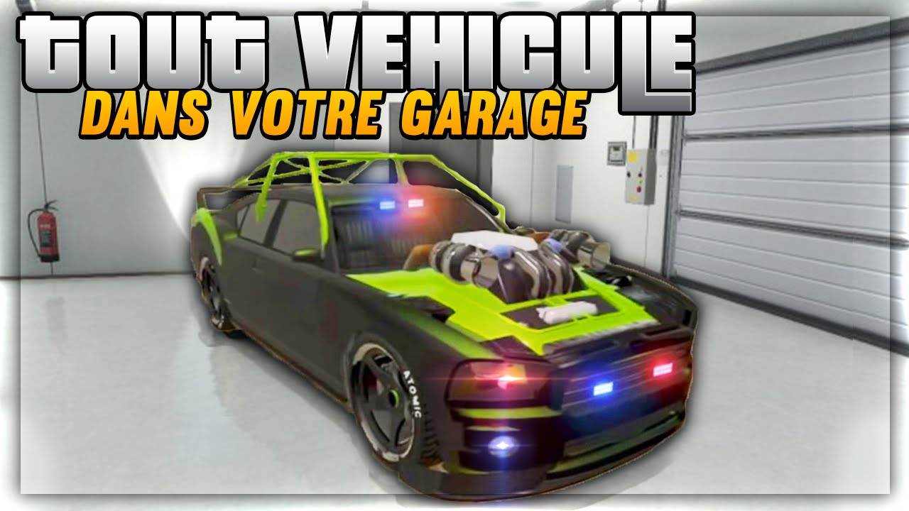 glitch mettre n 39 importe quel v hicule dans son garage sur gta 5 online voiture gratuite. Black Bedroom Furniture Sets. Home Design Ideas