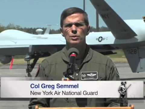Minuteman Report – NY Air Guard MQ 9 Reaper Mission