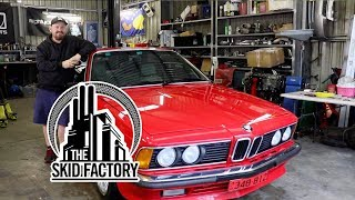THE SKID FACTORY - 2JZ BMW [Build Review]
