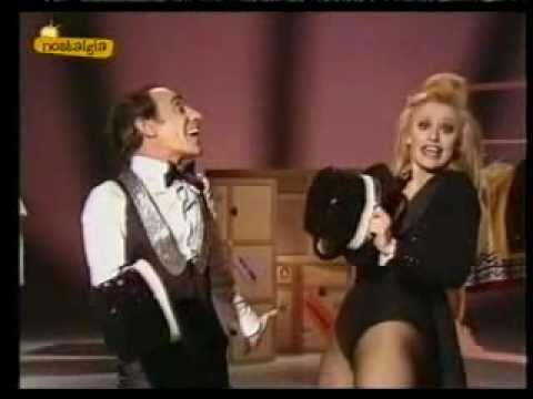 Raffaella Carrà e Don Lurio - Broadway  - La Hora De Raffaella