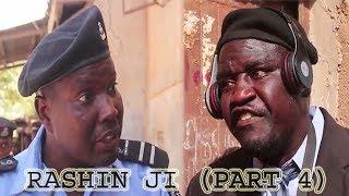 RASHIN JI part 4 Latest Hausa films