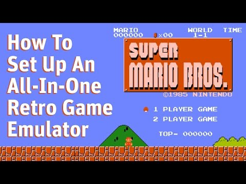 How to Set Up an All-In-One Retro Game Emulator with RetroArch