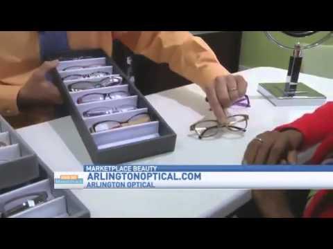 Selecting fashion eyewear - Arlington Optical in Columbus, OH