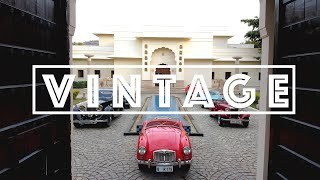 Vintage Cars - Cinematic Travel Video | Mavic mini drone | Rajasthan