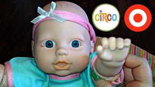 Target Circo Baby Doll Dress Set Changing Video