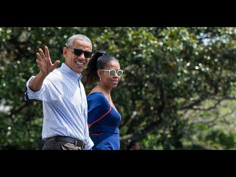 Obama Cancels 60th Birthday Party as Virus Cases Rebound