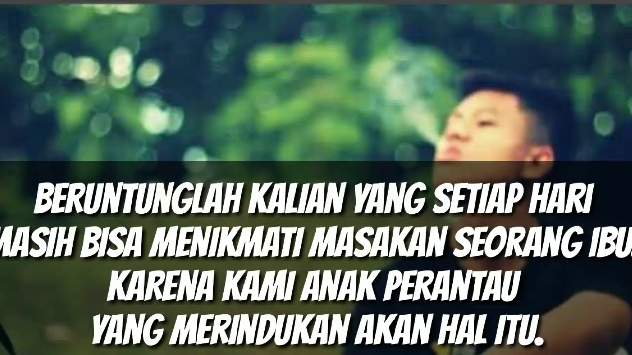 Kata Kata Sedih Anak Rantau Cikimm.com