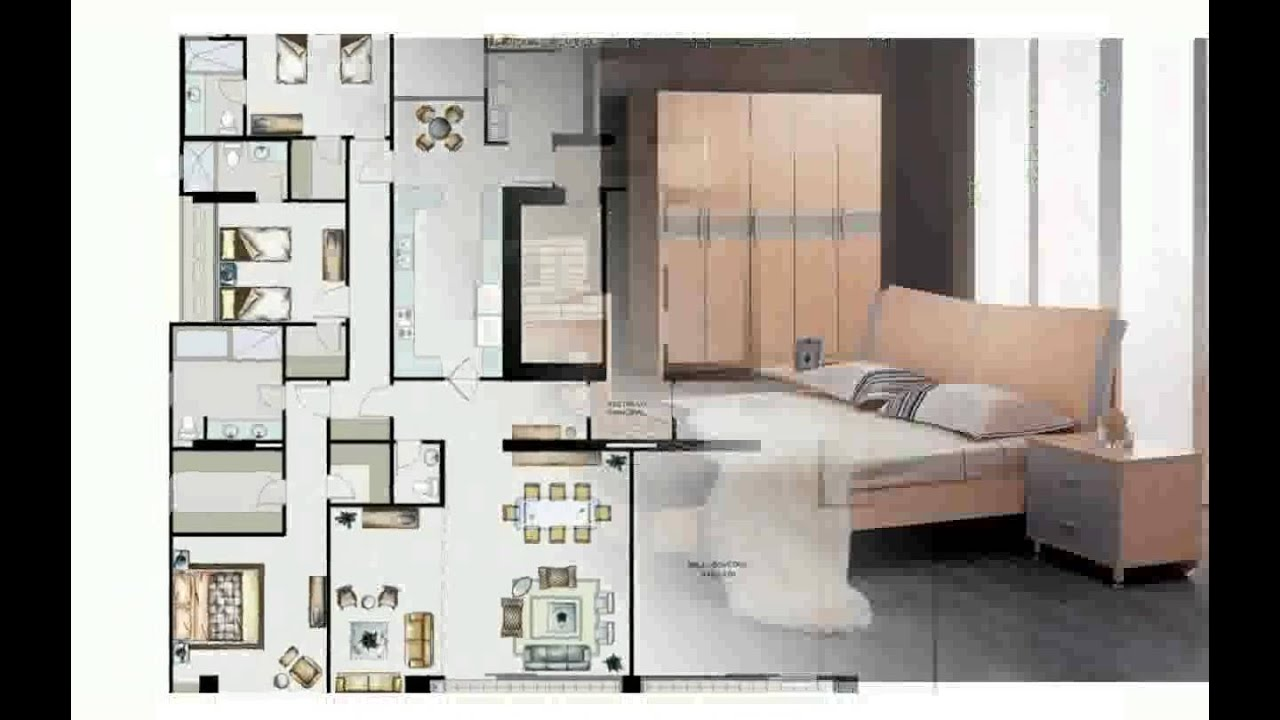 design bedroom layout - design - youtube