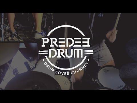 เล่นของสูง - Big Ass (Electric Drum Cover) | PredeeDrum