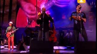Santana, Africa Bamba, Festival de Viña 2009