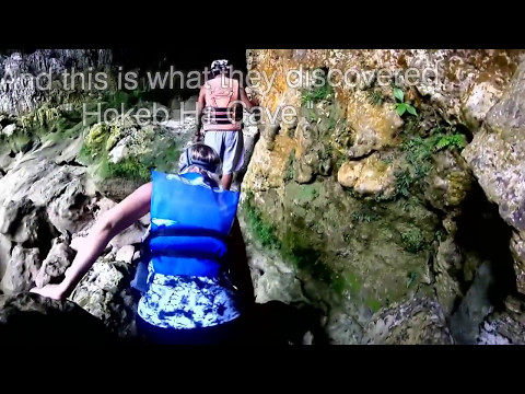 "IZE Belize Blue Creek Preservation Tour with Sylvano Sho to ""Hokeb Ha Cave"""