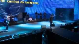 CIRO Y Los Persas - Loving Cup (en vivo) - Estadio Ferro 2014