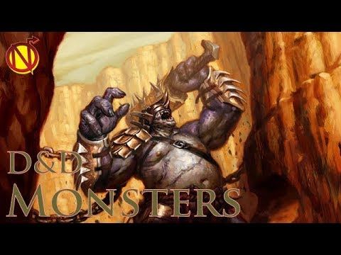 Don't Use Ogres Instead Use This D&D Monster