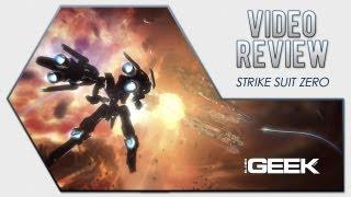 Strike Suit Zero Video Review