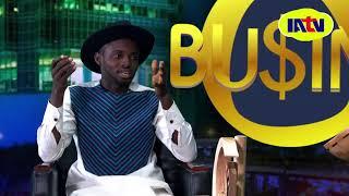 Business Hub With Omobolanle Adesuyi Guest is an inventor Oluwasegun Akanbi
