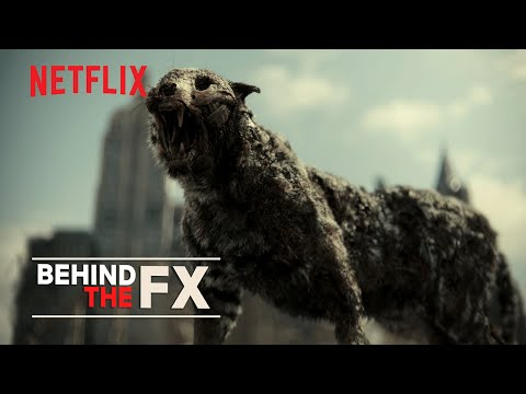 Behind the FX of Army of the Dead's Zombie Tiger   Netflix