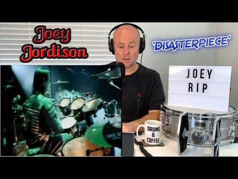 Drum Teacher Reacts: JOEY JORDISON | Slipknot 'Disasterpiece' (Drum Cam)