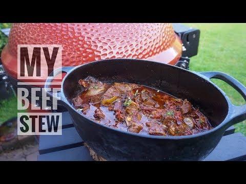 Beef stew recipe.