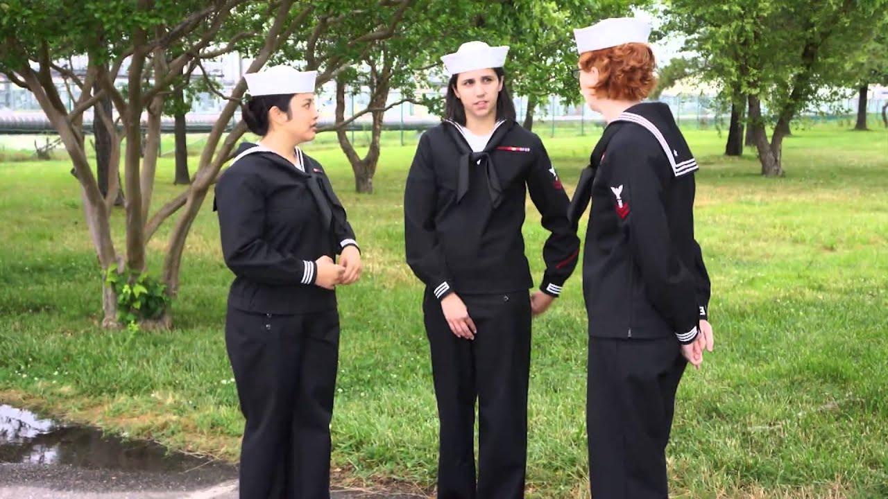 navy uniform Us dress