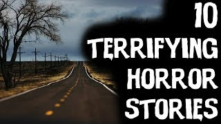 10 TRUE Horrifying Stories That Will Give You Nightmares! (Scary Horror Stories)