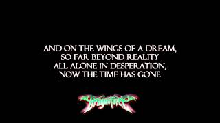 DragonForce - Through The Fire And Flames | Long version | Lyrics on screen | HD