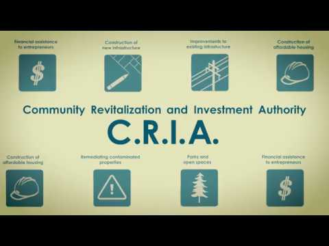 What is Riverside's CRIA: Community Revitalization and Investment Authority