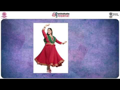 Costumes Of Kathak Through The Ages (PERA)