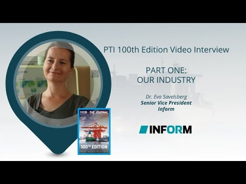PTI 100th Edition Interviews: INFORM Part 1