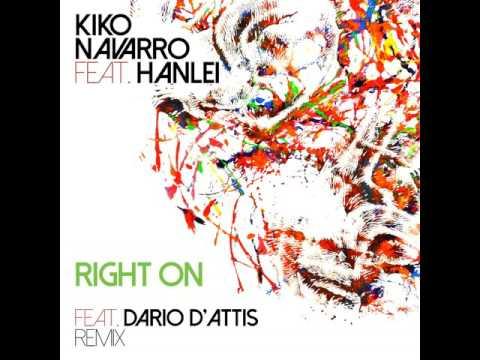 Kiko Navarro feat. HanLei - Right On (Vocal Dub)