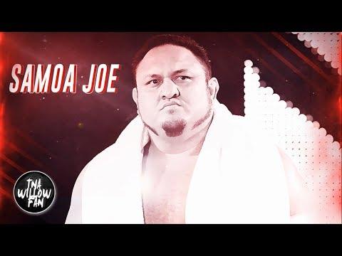 "WWE Samoa Joe 2nd Theme Song ""Destroyer"" 2019 ᴴᴰ"