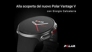Polar Vantage V con Giorgio Calcaterra - Recovery Pro