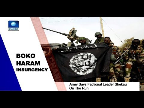 Boko Haram: Shekau On The Run Dressed As A Woman – Army Pt.1 |News@10| 13/02/18