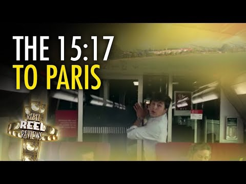 """The 15:17 to Paris"" shows ""the real America"" 