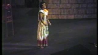 """G. Verdi     AIDA   """"Se quel guerrier io fossi!...Celeste Aida"""""""