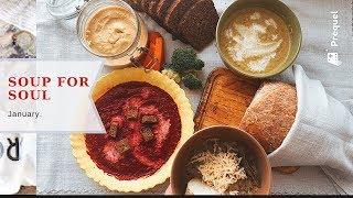 Soups for soul || видео для любителей || самые дешевые (самые вкусные) рецепты супов! ОВОЩИ ONLY