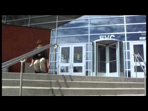 "Agent Skateboards Inc. ""MORNING WOOD"" DVD -Elliott Woods"