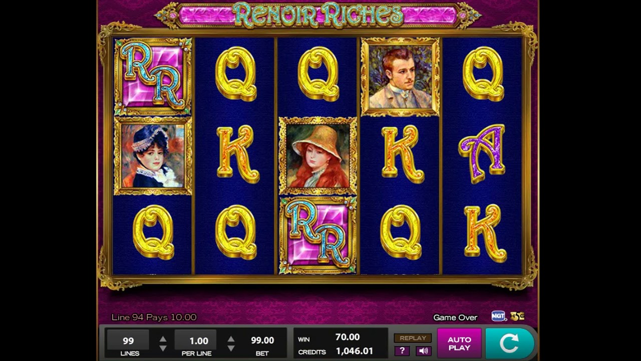 Renoir Riches Slots