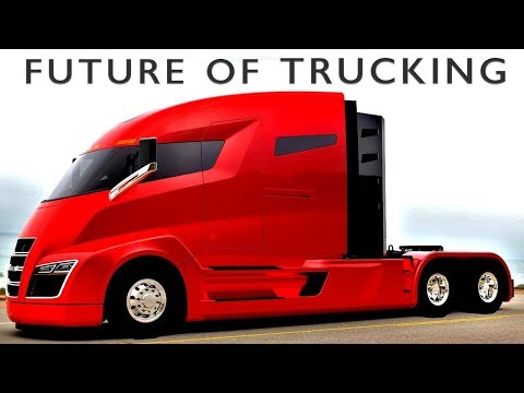 The Future of Driverless Trucking: Autonomous Freight Transport