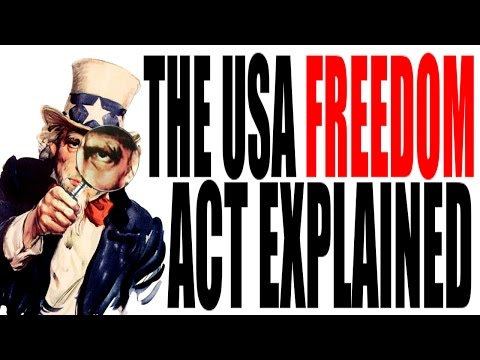The USA Freedom Act Explained: US History Review
