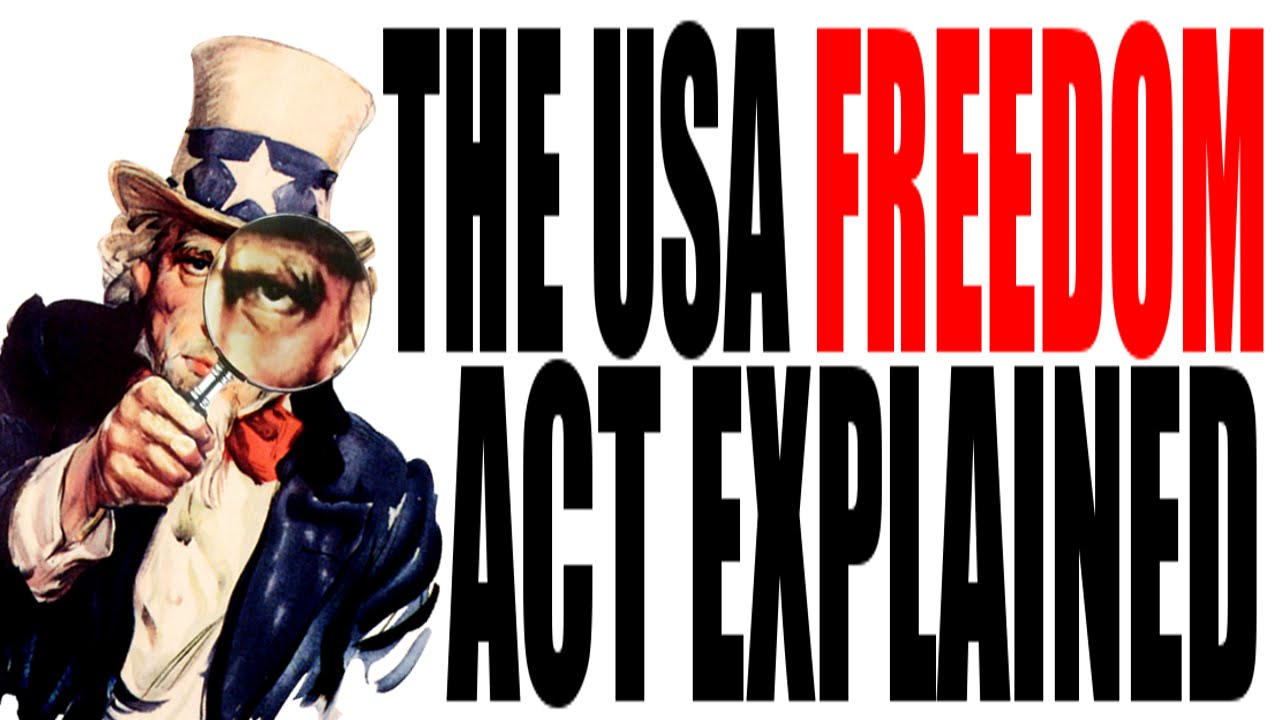 The USA Freedom Act Explained: US History Review - YouTube