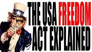 The USA Freedom Act Explained