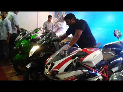 Chennai superbikes exhaust sound