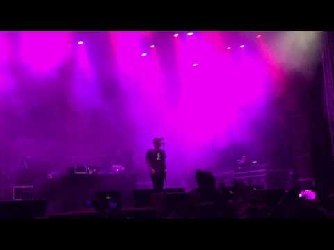 Mac Miller - Weekend (live at Woohah in Netherlands Tilburg 2017)