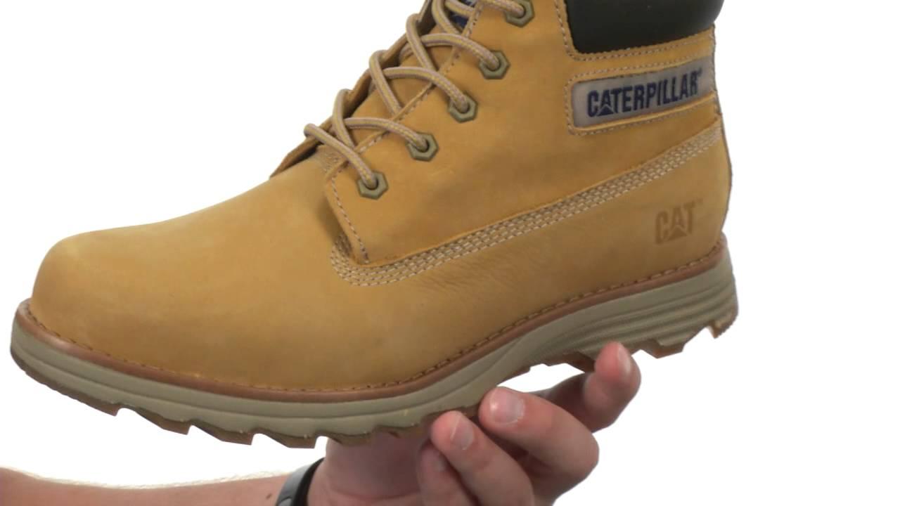 c3e48cf87 Caterpillar Founder SKU 8369931 - YouTube