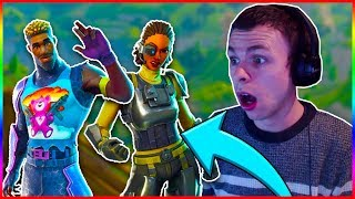 *NEW* LEAKED SKINS!! Fortnite Battle Royale