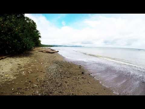 4K Relaxing Ultra HD 2160P Beaches in Costa Rica