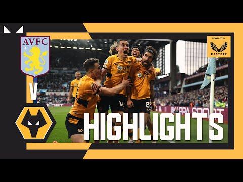 AN INCREDIBLE COMEBACK AT VILLA PARK! | Aston Villa 2-3 Wolves | Highlights